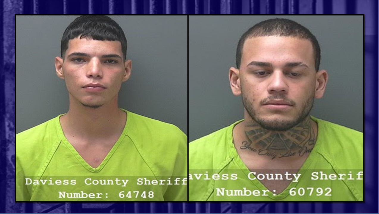 Two Arrested After Leading Police on a Chase Monday; Driver Facing Felony Charges