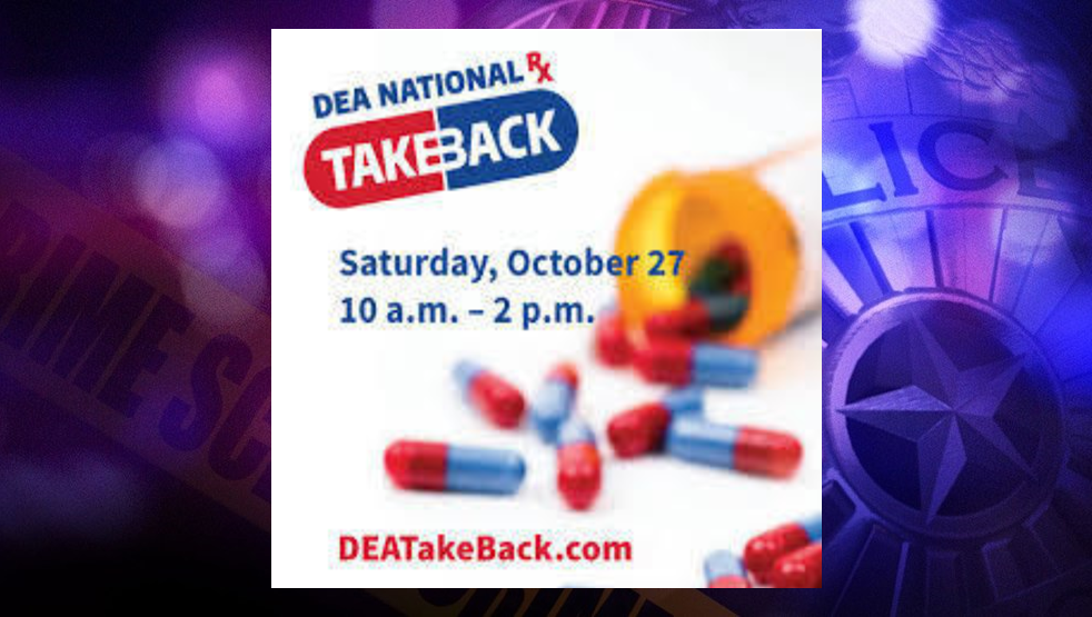 Dubois County to Host Drug Take Back Day This Saturday