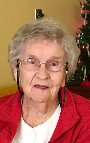Anna M. Fleck, 96 of Ferdinand, passed away on Friday, December 11th