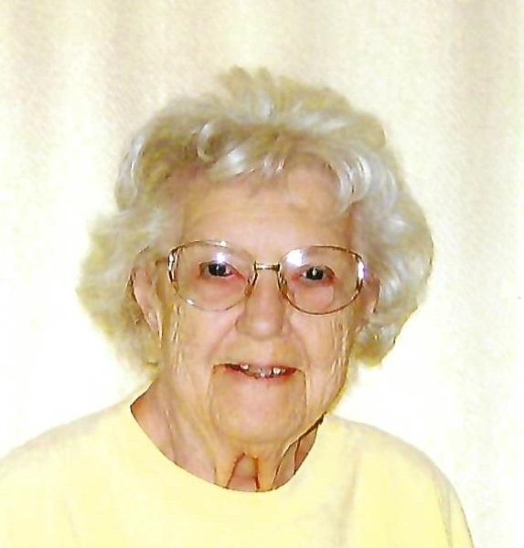 Henrietta (Harding) Baribault, 98, of Ferdinand
