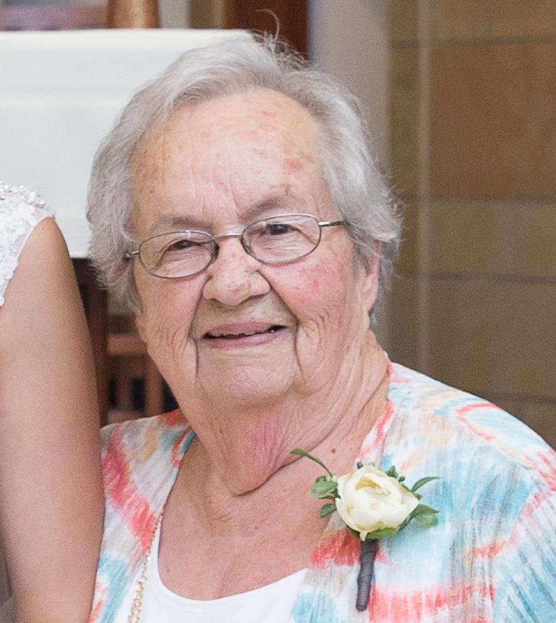 Betty Jean Welp, age 87 of Schnellville