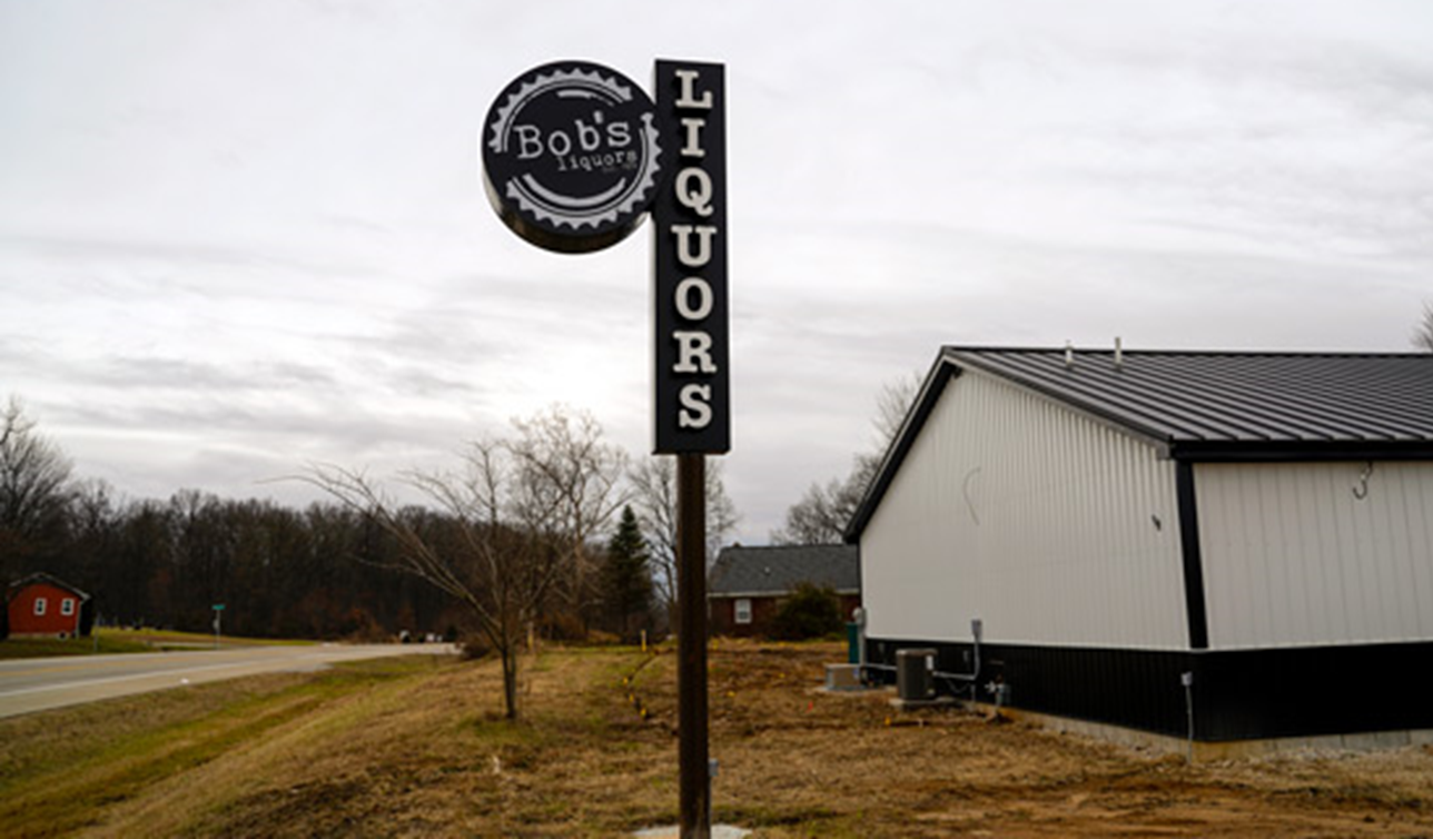 A New Liquor Store Opens Tuesday in Holland