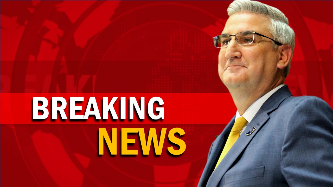 BREAKING: Governor Holcomb to Issue Mask Mandate Starting Monday in Indiana
