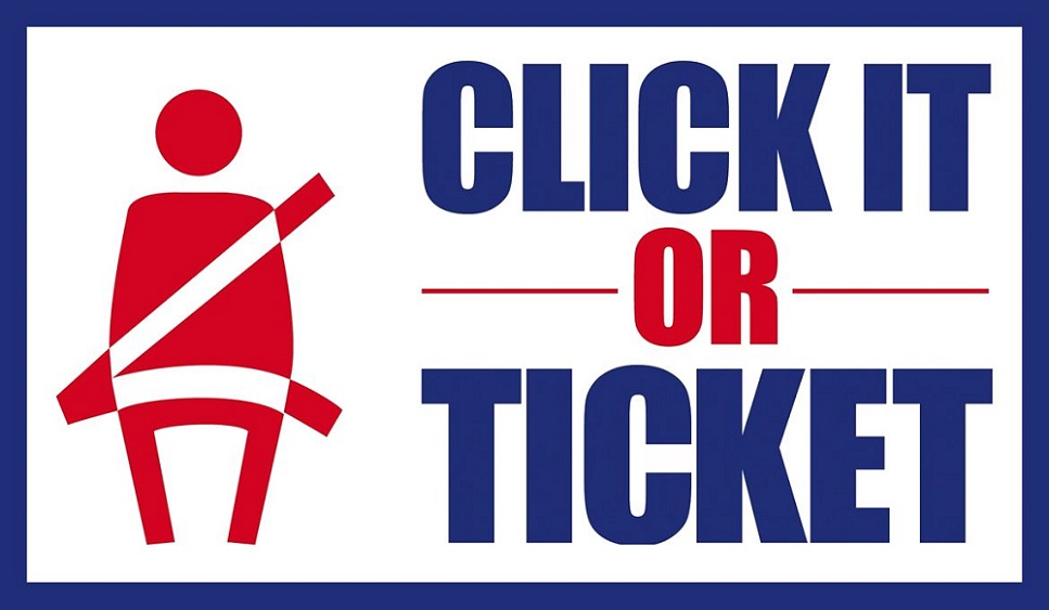 Huntingburg Police to Step Up Patrols During Annual Click It or Ticket Mobilization