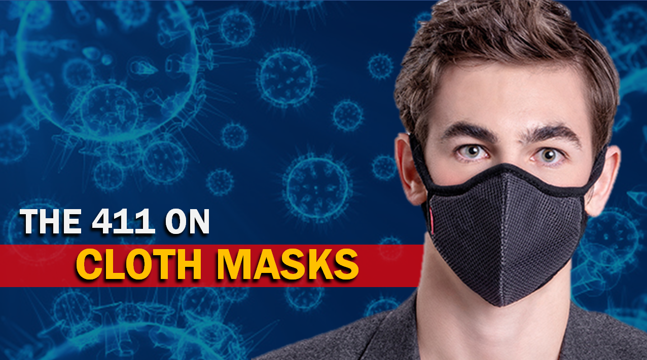 Local Officials Need Donations of Facemasks, Urge You to Wear One in Public