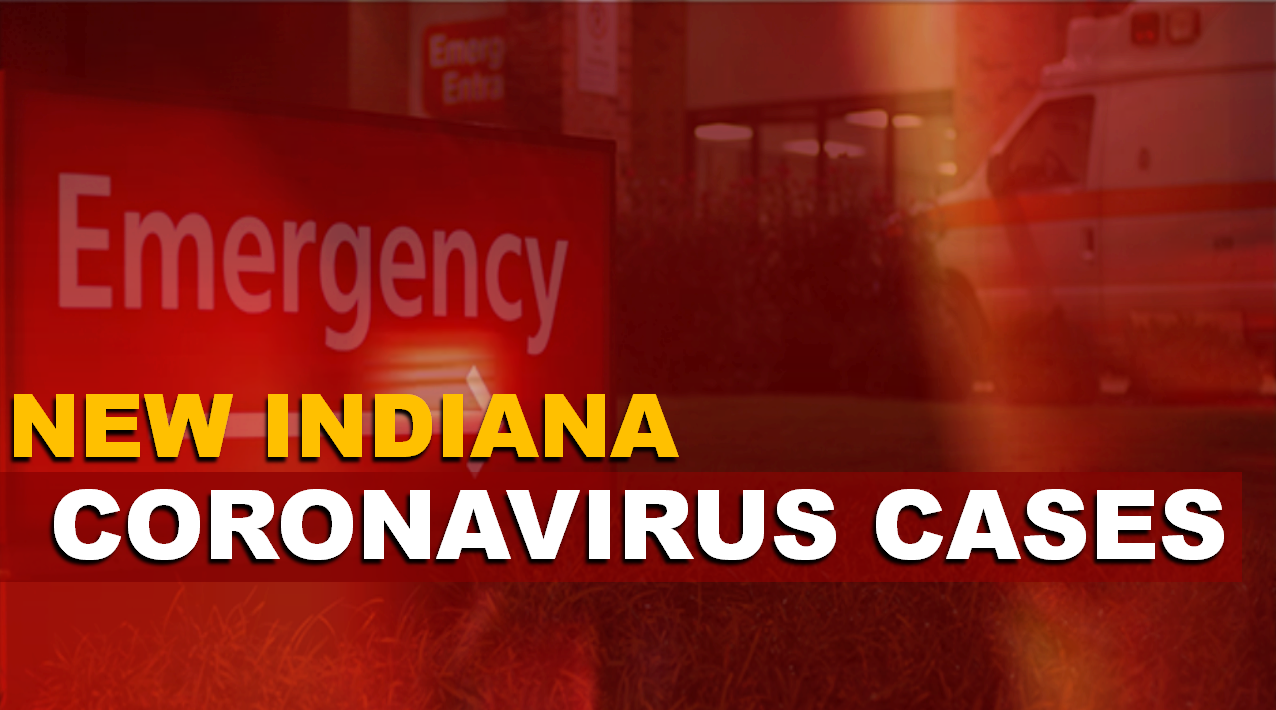 Two New Hoosier Coronavirus Cases Announced Sunday Bringing Total to 3 Hoosier Patients