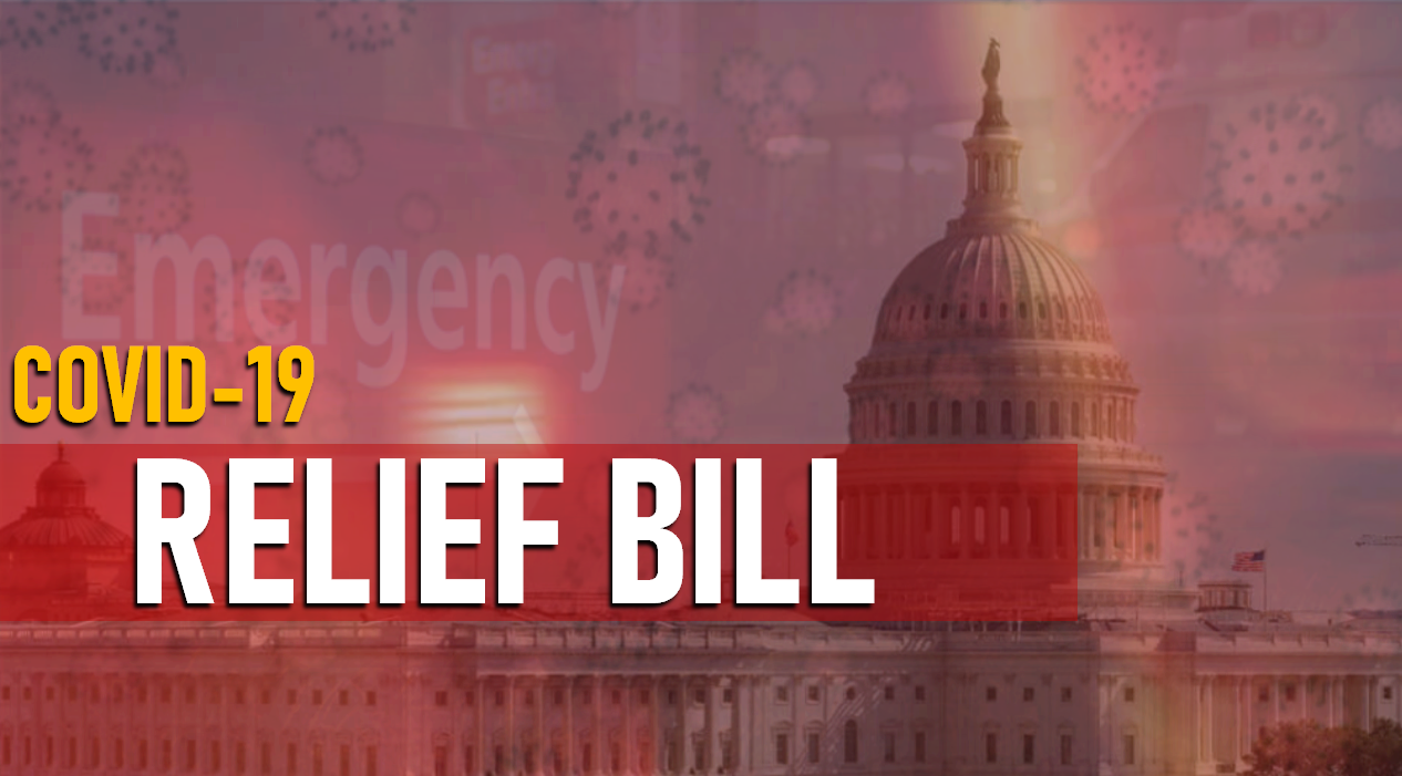 BREAKDOWN:  How the New Relief Bill Passed by Congress May Impact You