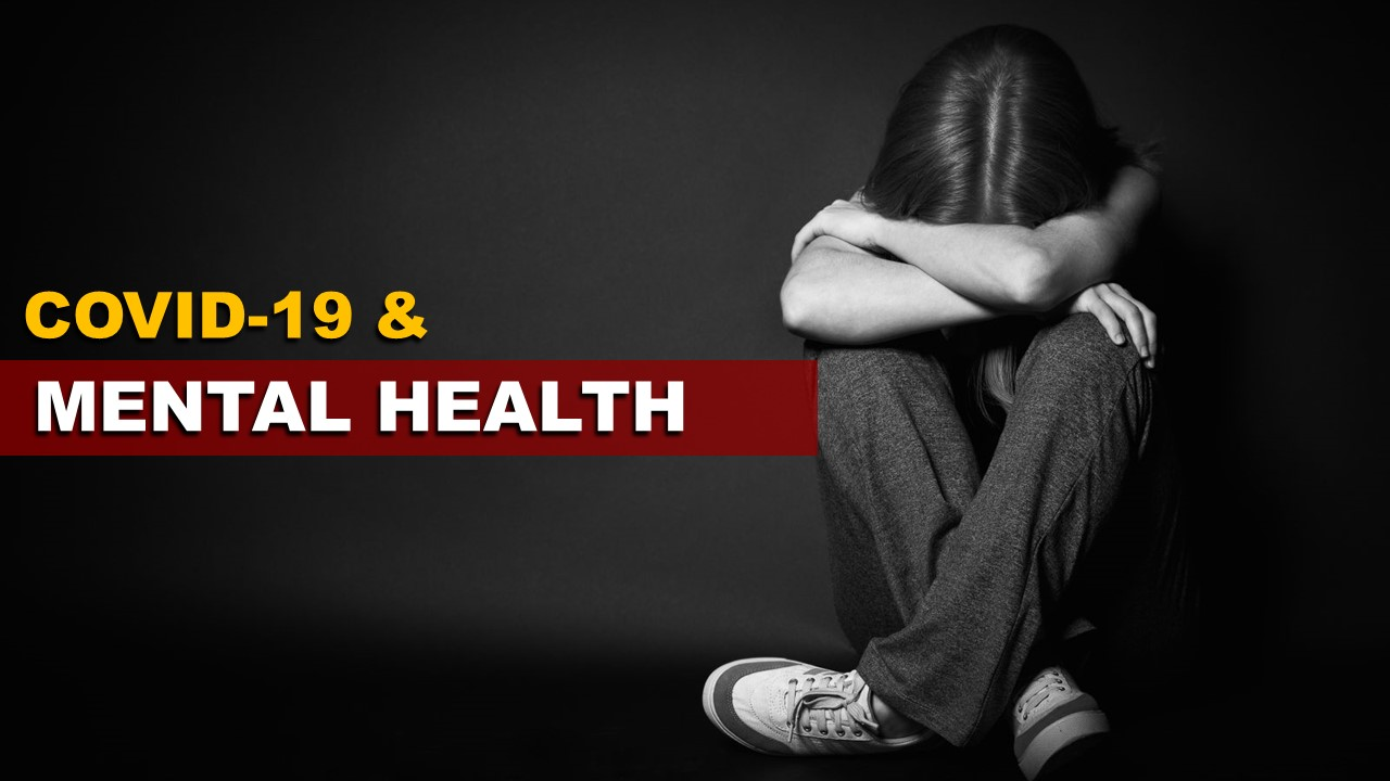 Local and State Officials Address Mental Health During COVID-19 Outbreak