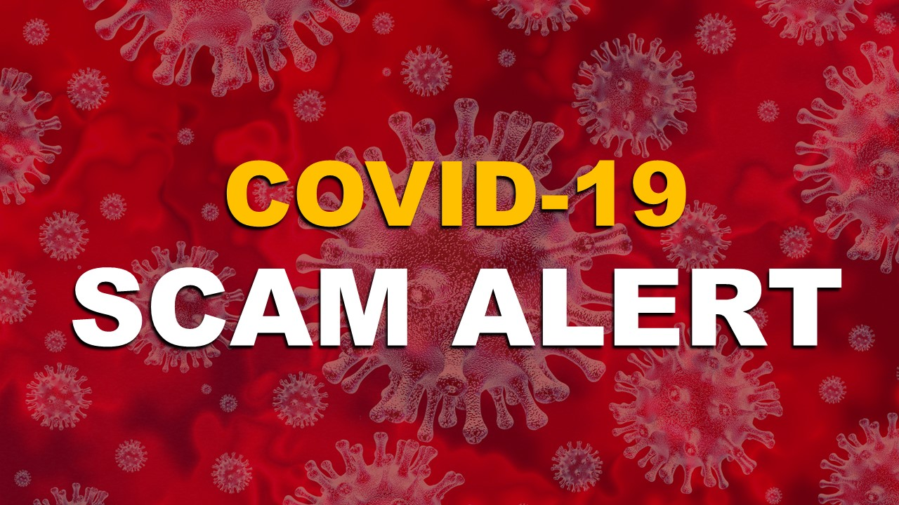 AG Hill Warns Residents About COVID-19 Scams Going Around