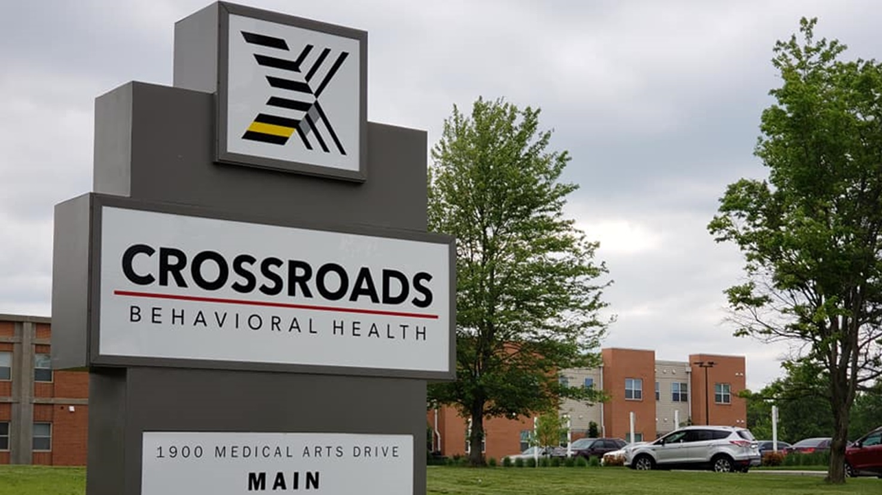 OFFICIALS:  Crossroads Behavioral Health to Re-Open by March