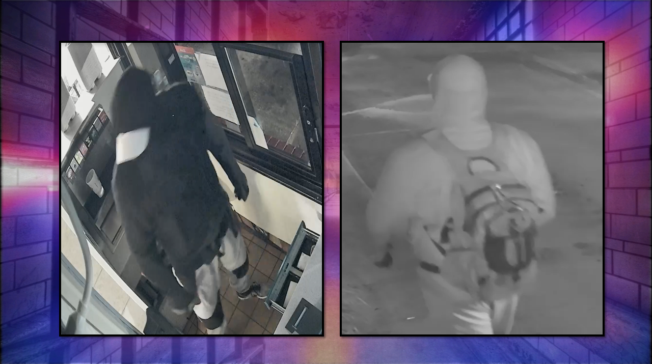 NEW:  Police Searching For Suspect Who Burglarized Huntingburg Dairy Queen Overnight