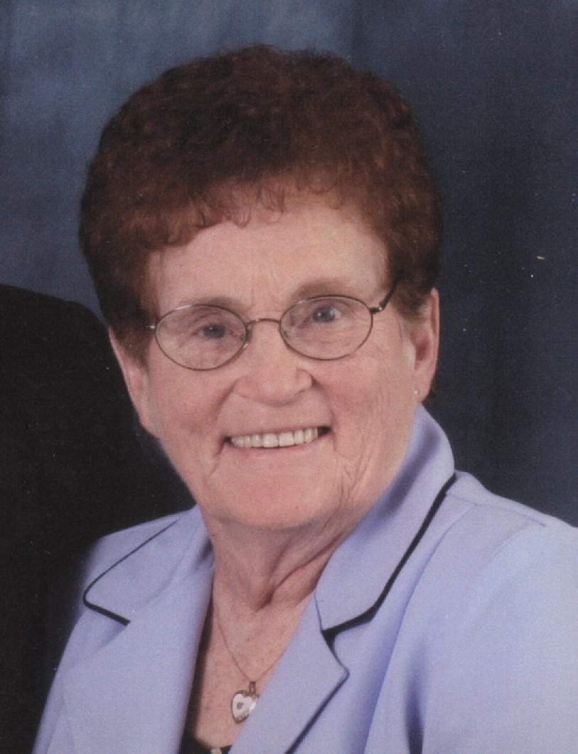 "Eva Mae ""Dolly"" Taylor, age 83, of Huntingburg"