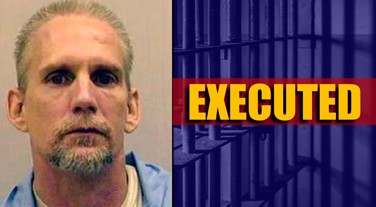 Purkey Executed In Terre Haute, Last Words Were an Apology to Victim's Family
