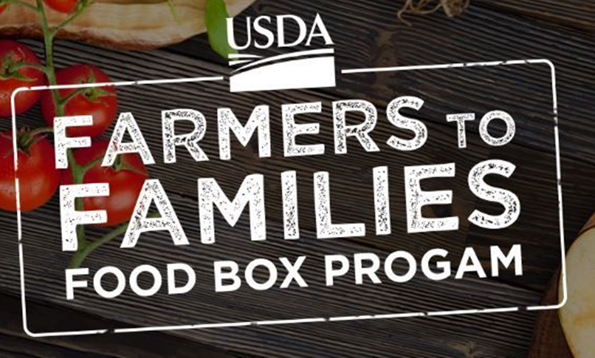 Another Farmers to Families Food Box Distribution Scheduled For Later This Month