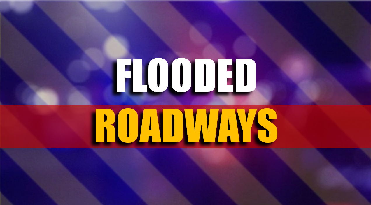 FRIDAY UPDATE: 12 Dubois County Roads Closed Due to High Water