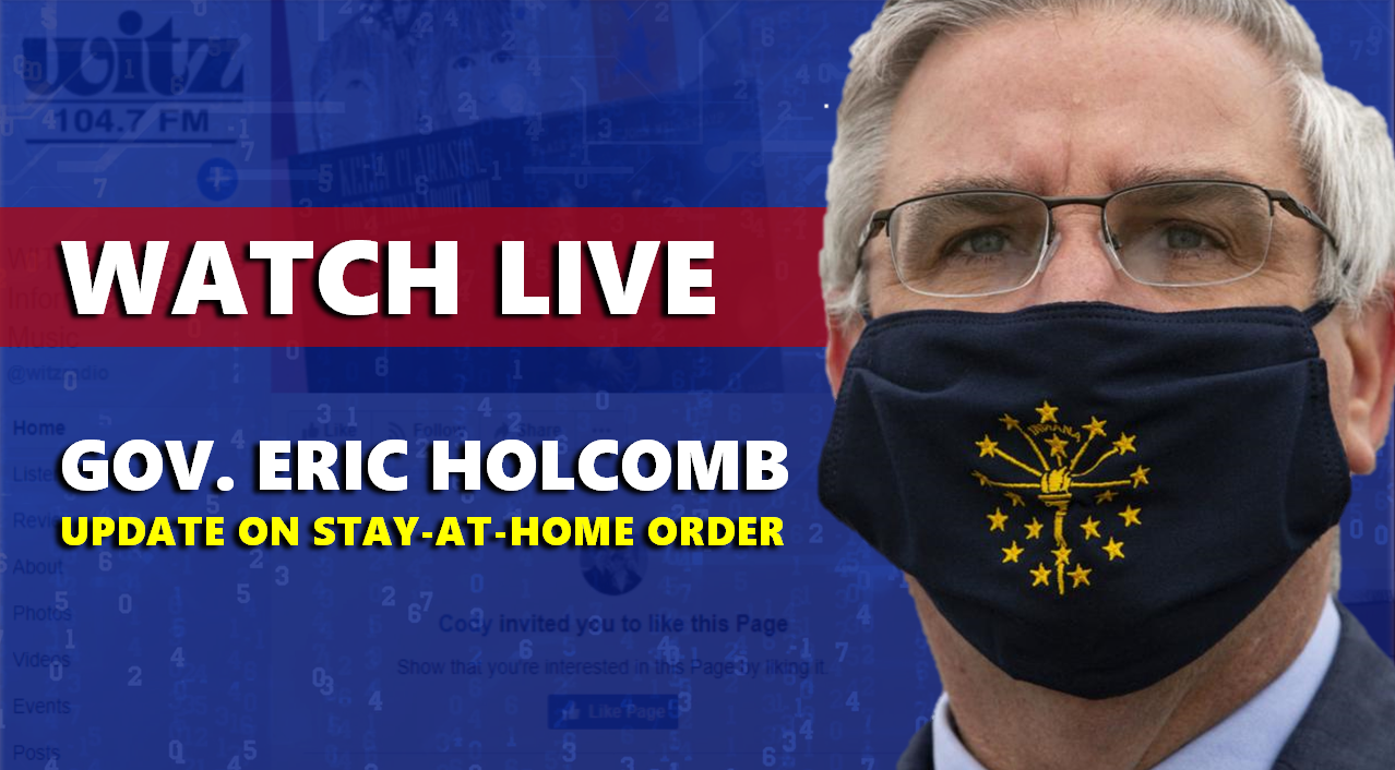 WATCH LIVE 2:30 PM: The Governor Will Address the Stay-at-Home Order That Expires Today
