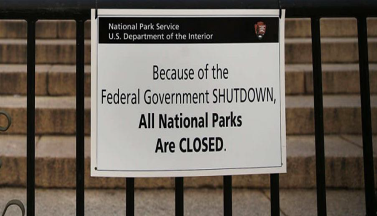 Government Shutdown Impacting Local Attractions With Little Progress on Budget Negotiations