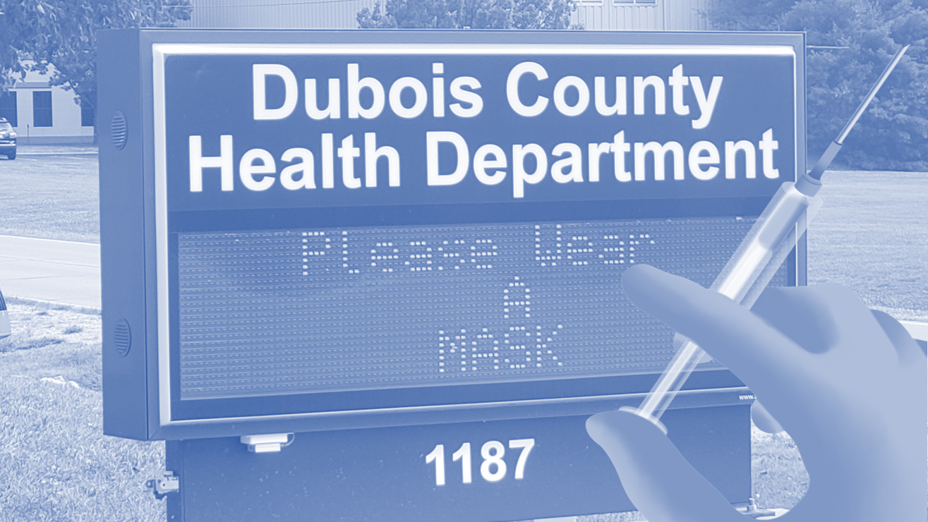 More Information Released on Dubois County Flu Clinics, Including High Dose Drive-Thru Event on Friday