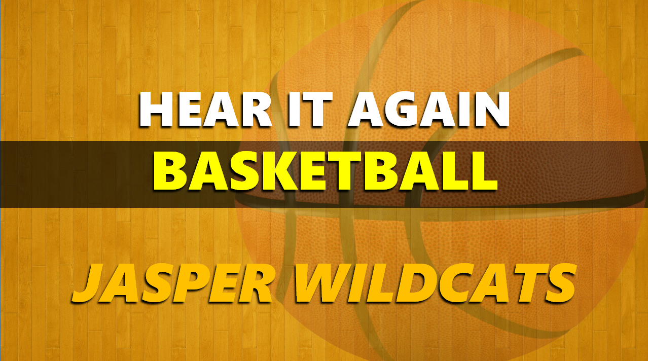 Hear It Again: Jasper Wildcat Basketball vs Reitz 11/30/19