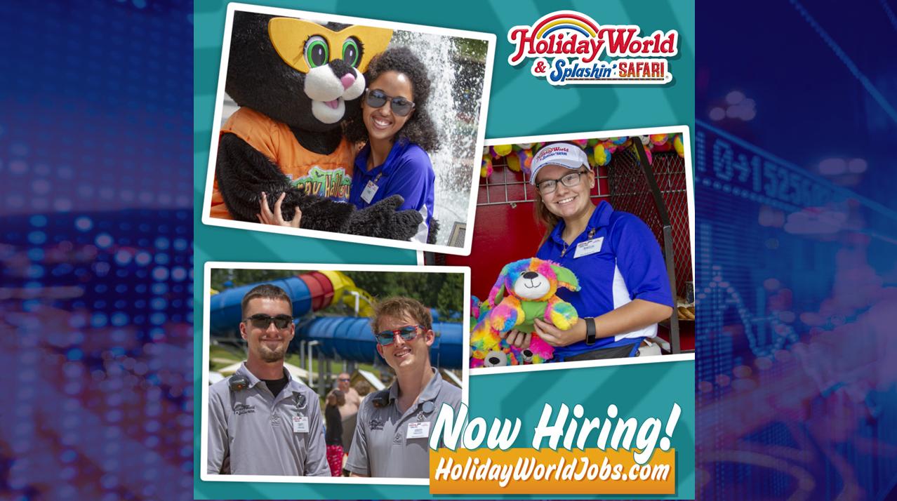 JOB ALERT:  Holiday World to Fill 2,000 Jobs For the 2020 Season
