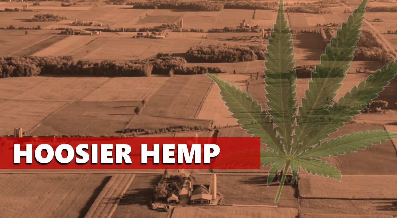 Indiana Farmers Can Now Commercially Grow and Process Hemp