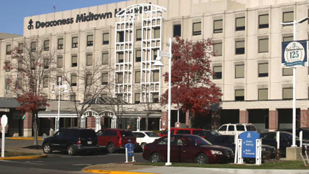 Evansville Reports First Positive COVID-19 Test at Deaconess Midtown
