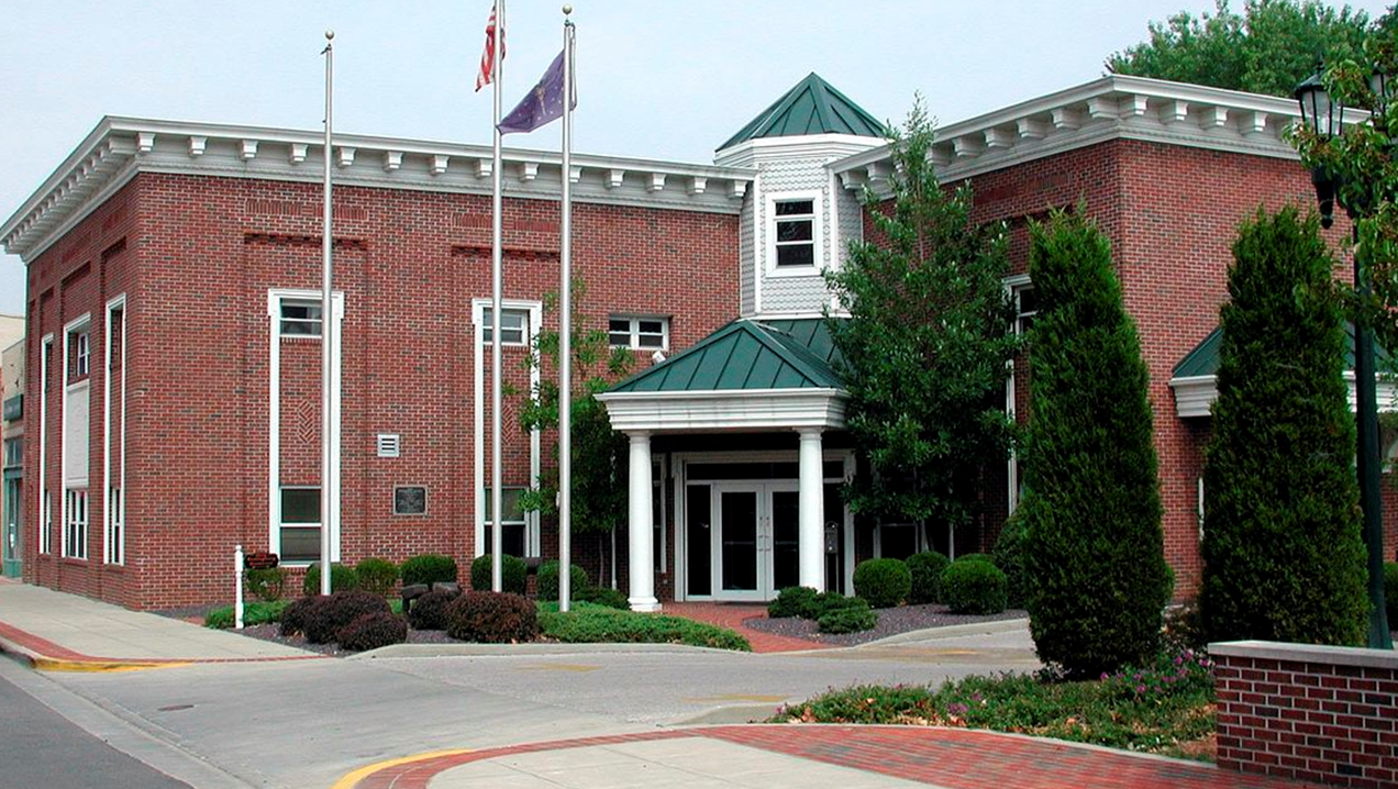 JUST IN:  Huntingburg Officials Put Restrictions in Place at City Hall Limiting Visitors