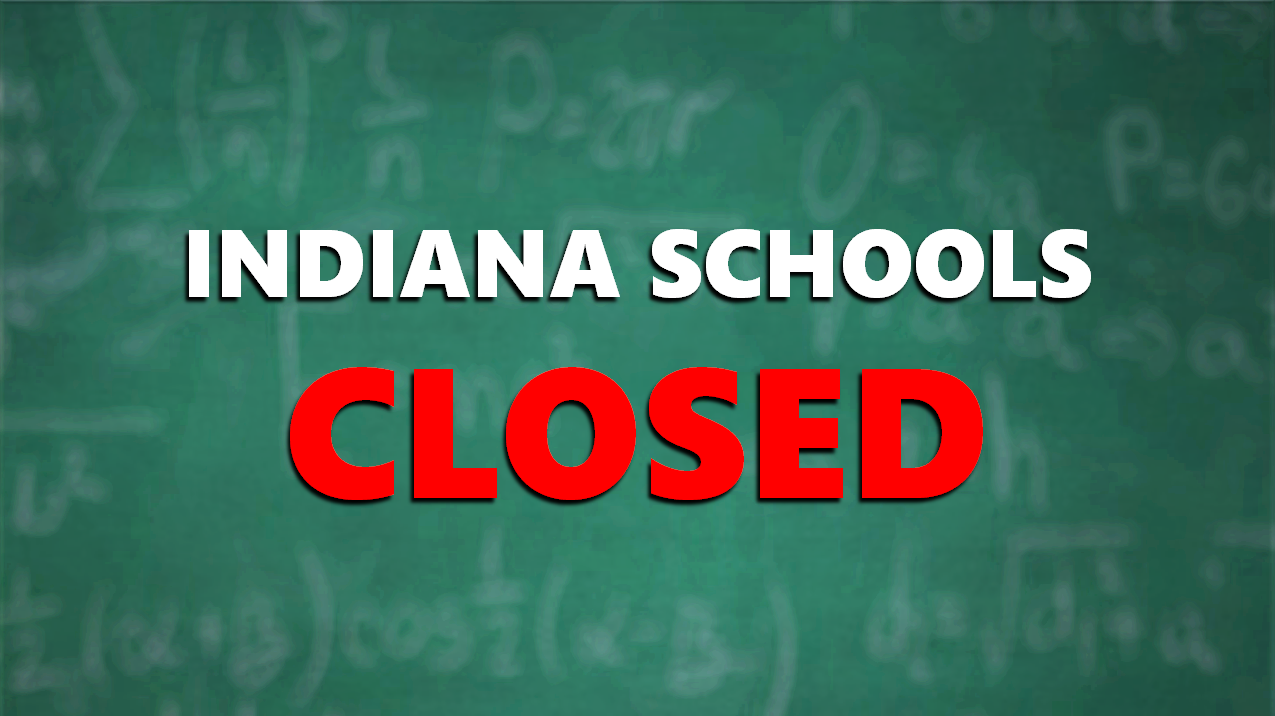 Indiana Education Officials Close All Hoosier Schools For Remainder of the School Year