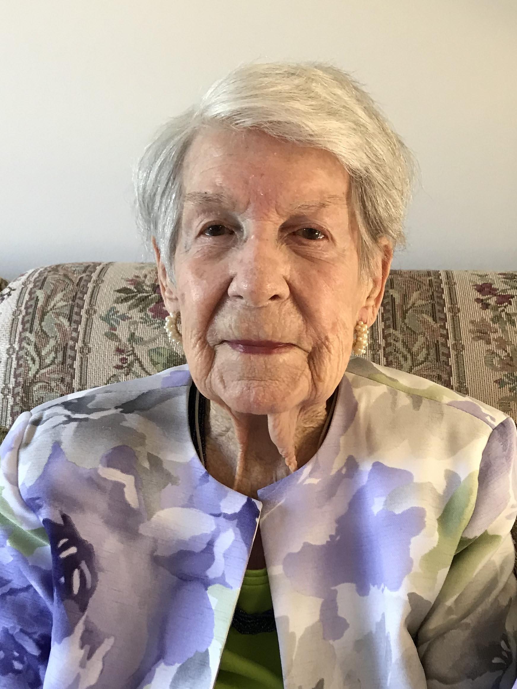 Jane Anne Rehl, age 95, formerly of Huntingburg