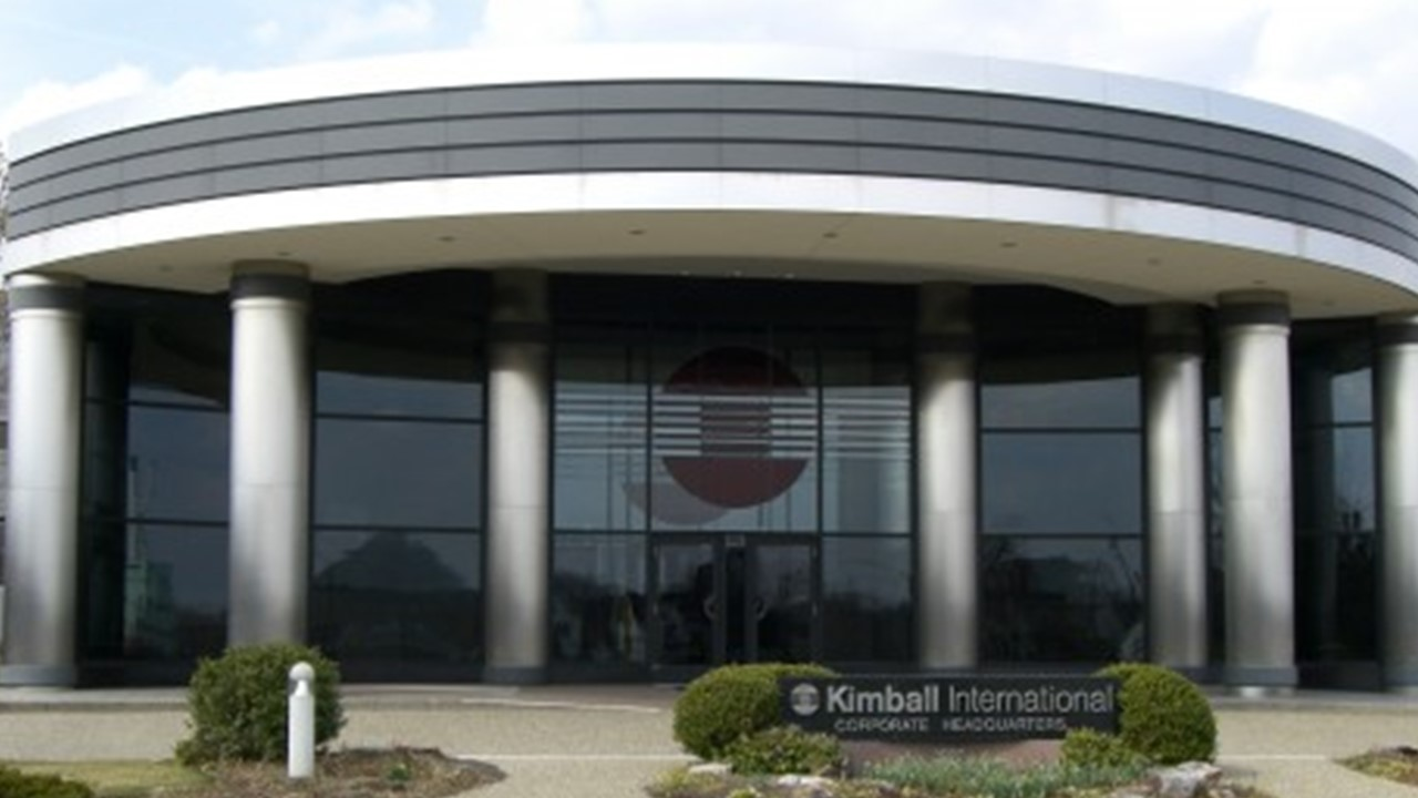 Kimball International Announces Two New Programs to Assist Manufacturing Employees