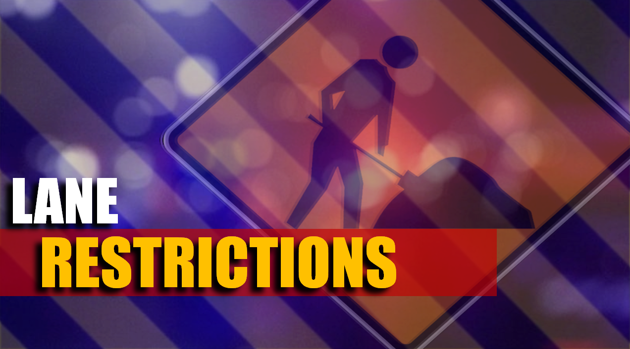 Lane Restrictions Scheduled For U.S. 231 in Huntingburg