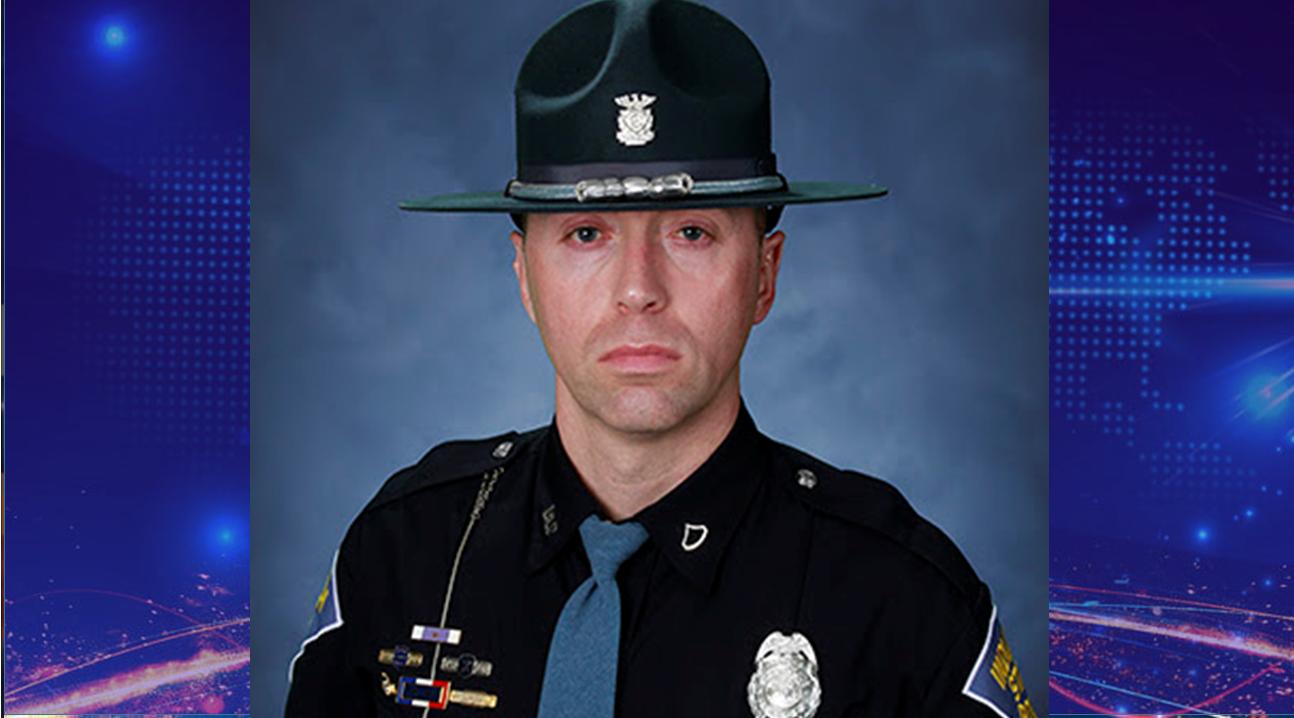 Jasper Post ISP Trooper Jarrod Lents Promoted to Detective