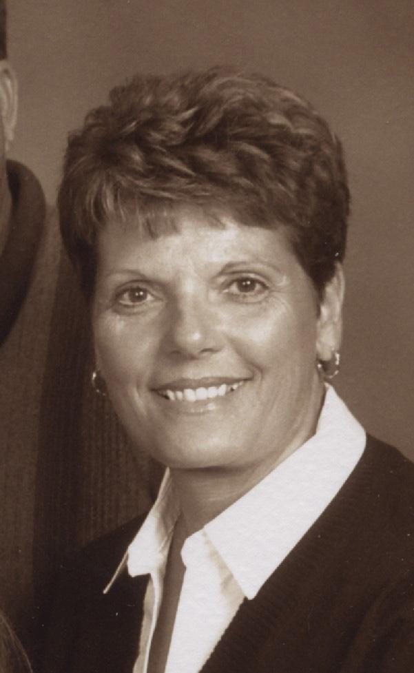 Linda Lou Schmett, age 62, of Huntingburg