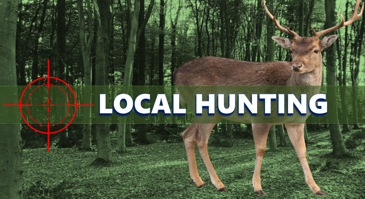 NEW HOOSIER HUNTING LAW:  Do You Know What the Purple Paint Means?