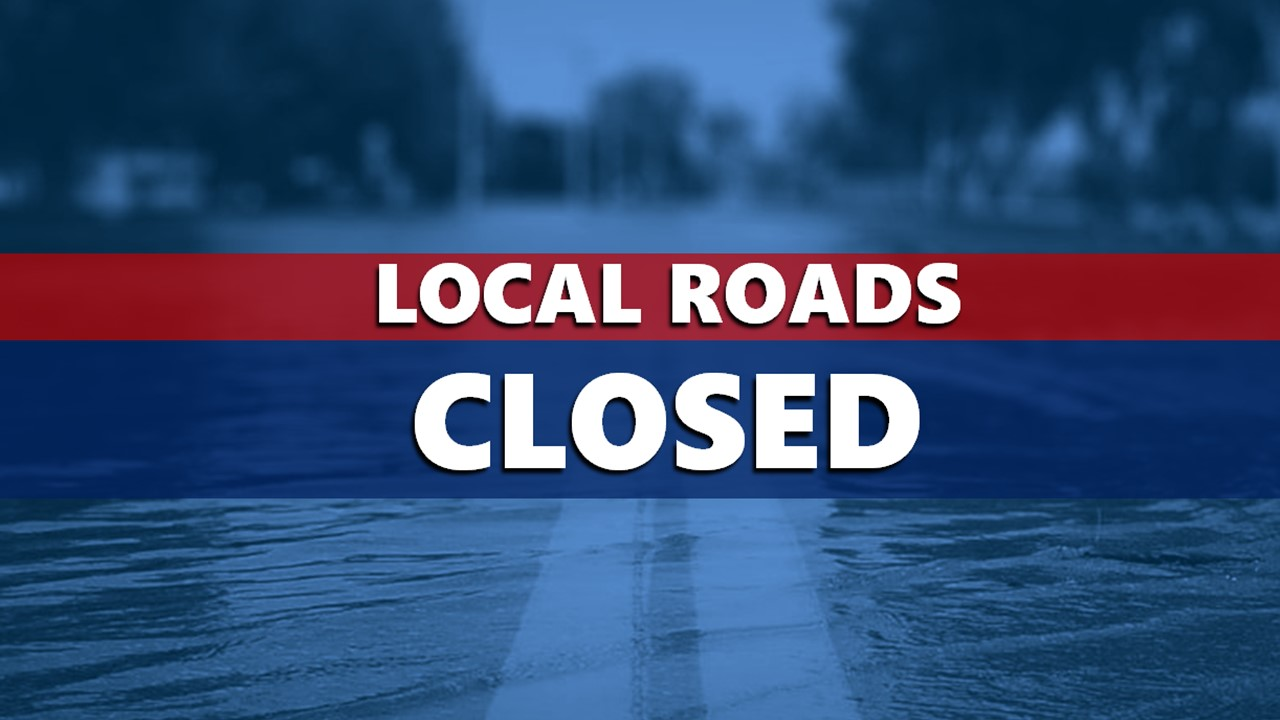 5/20 UPDATE: Dubois County Officials Reported 7 Roads Closed Due to Flooding