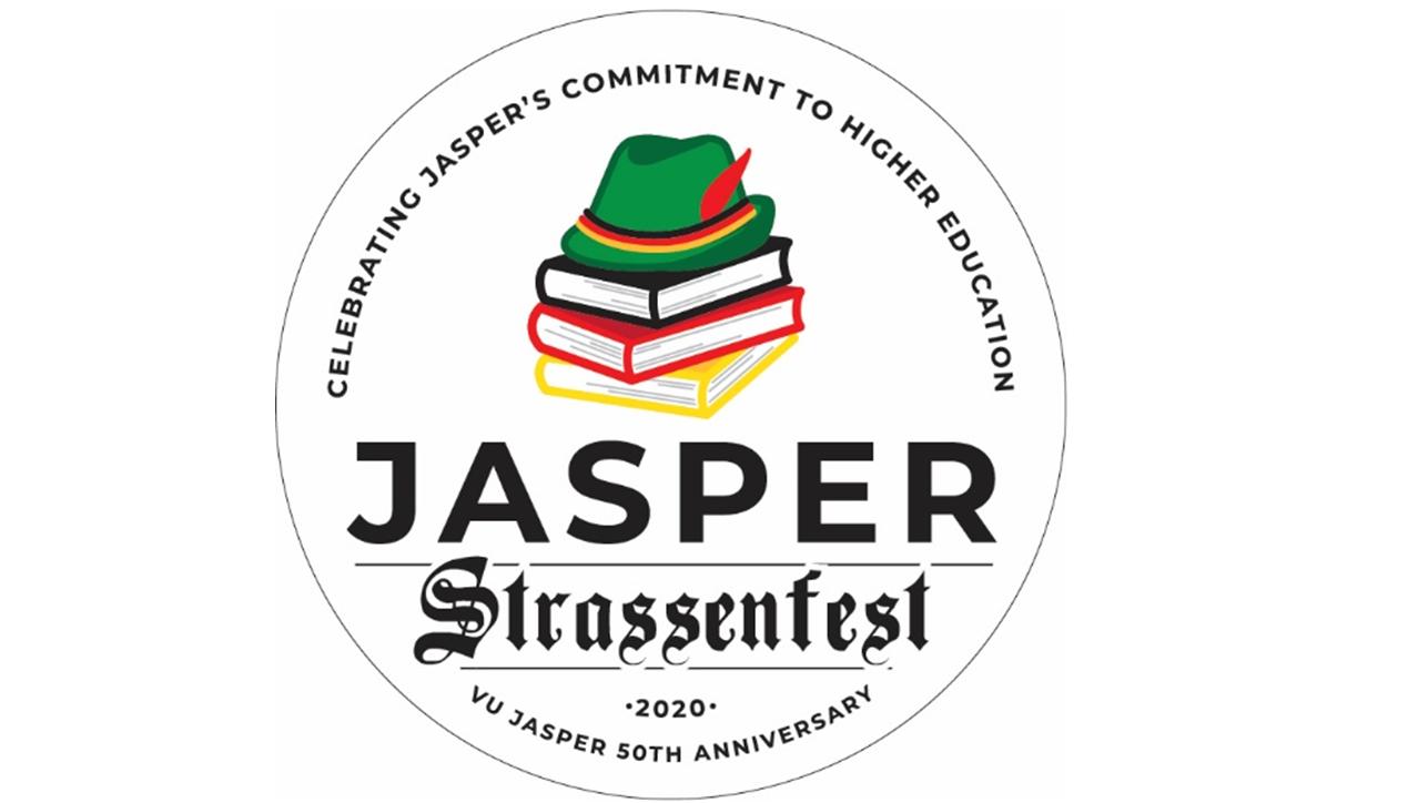 Jasper Strassenfest Organizers Unveil Logo For 2020's Festival