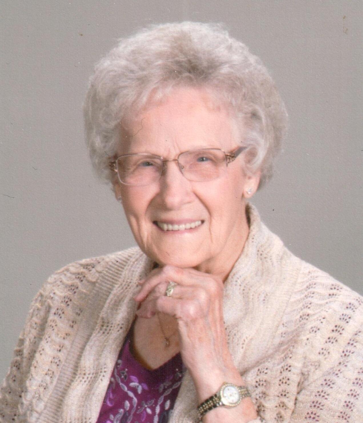 Lovella A. Nigg, age 91 of Haysville