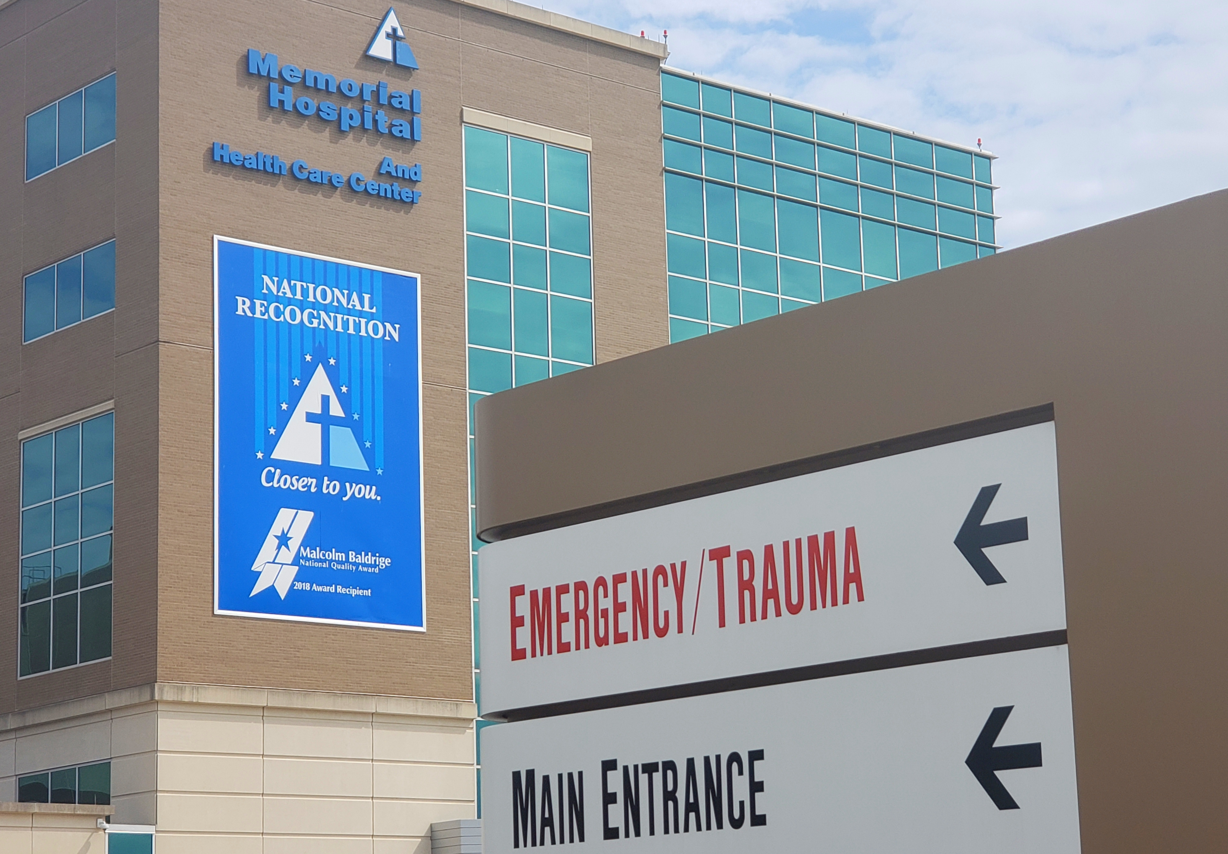 Memorial Hospital in Jasper Among Top Facilities in the Nation