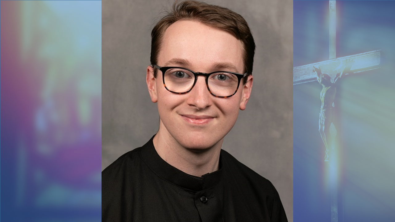 Novice Joins Benedictine Community at Saint Meinrad