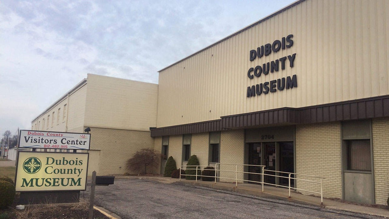 Dubois County Museum to Reopen June 14th