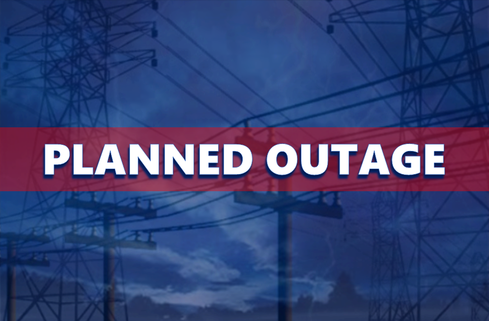 Town of Ferdinand Announces Planned Power Outage for Sunday Morning