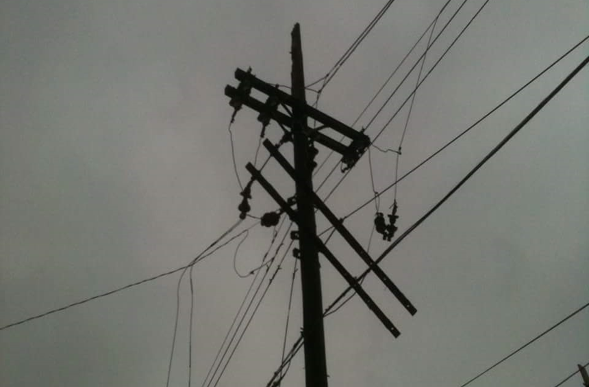 Power Back on To Most Customers After Severe Storms Move Through Overnight
