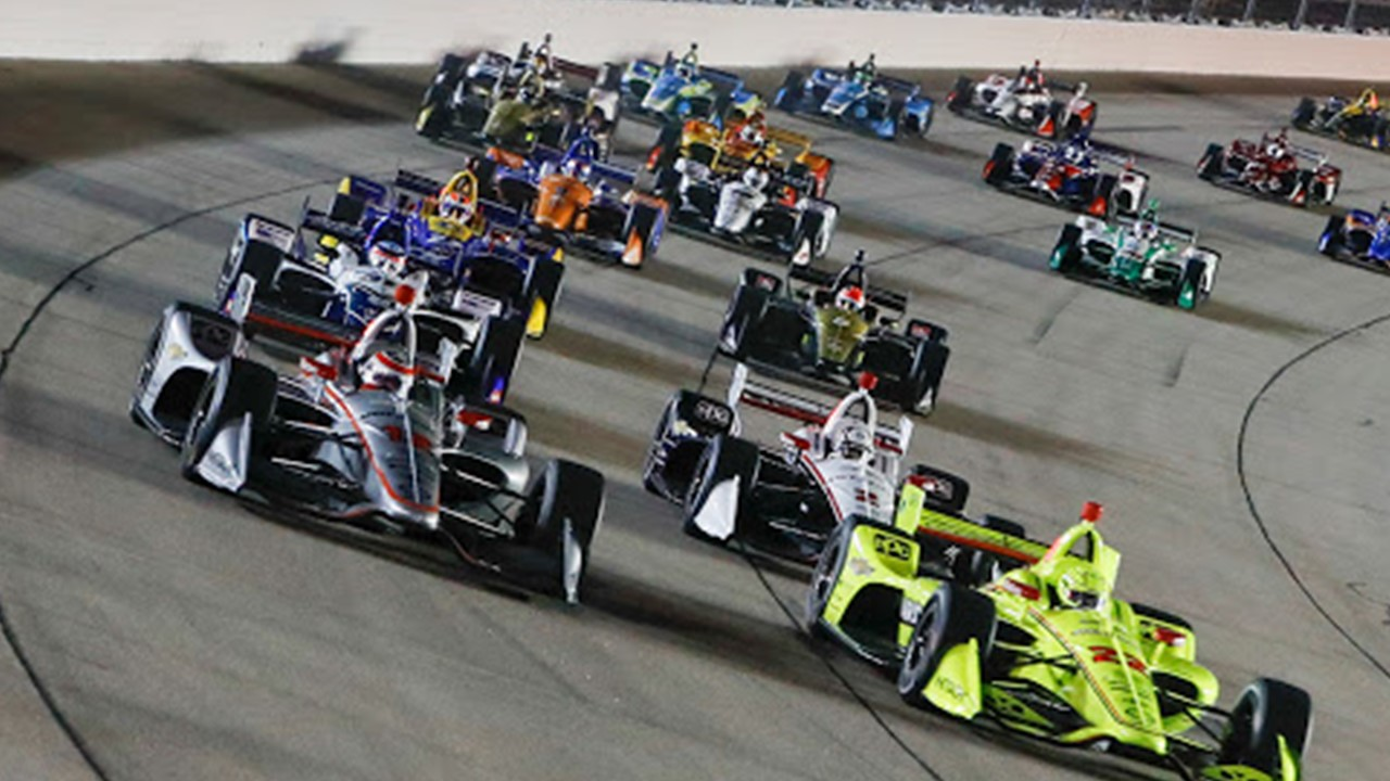 NTT INDYCAR Series Slated to Return to Indianapolis Motor Speedway This Year