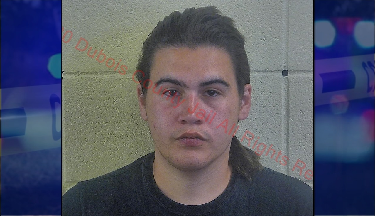 Jasper Man Arrested on Felony Charge Following Domestic Incident