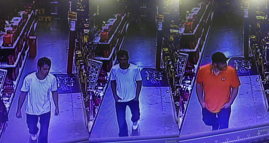 JPD Asking For the Public's Help Identifying Rural King Theft Suspects