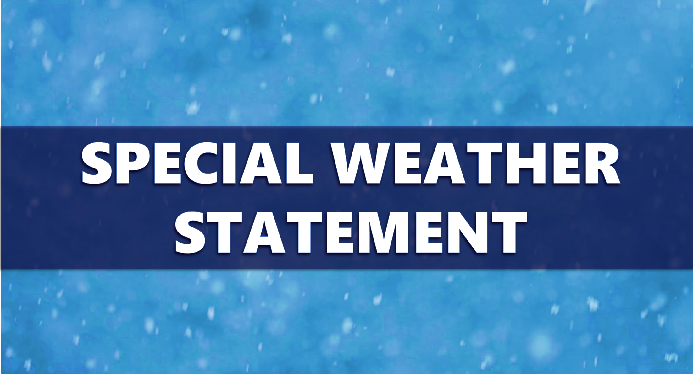 SPECIAL WEATHER STATEMENT:  NWS Warns of Winter Mix Overnight Tonight into Thursday Morning Commute