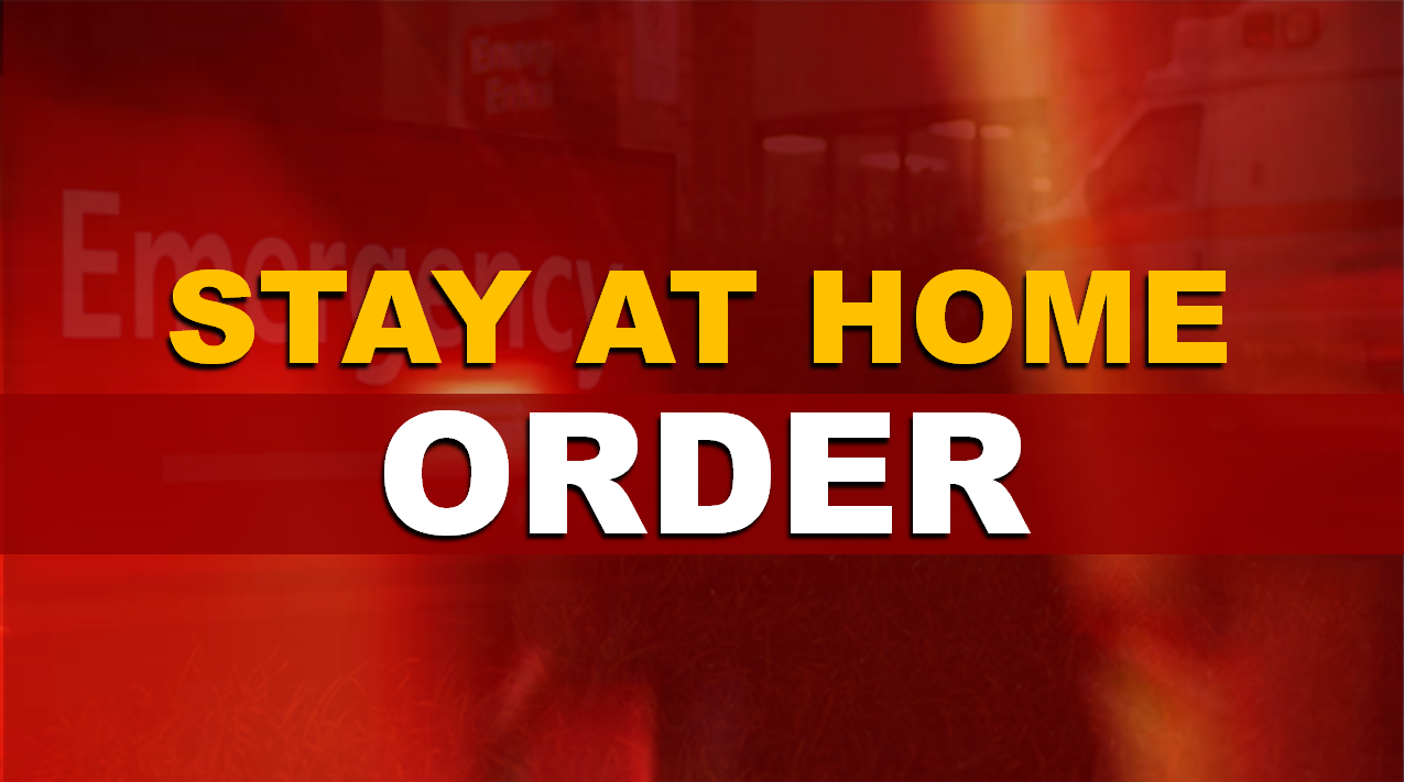 HAVE QUESTIONS?  Indiana's Stay-at-Home Order is Now in Effect