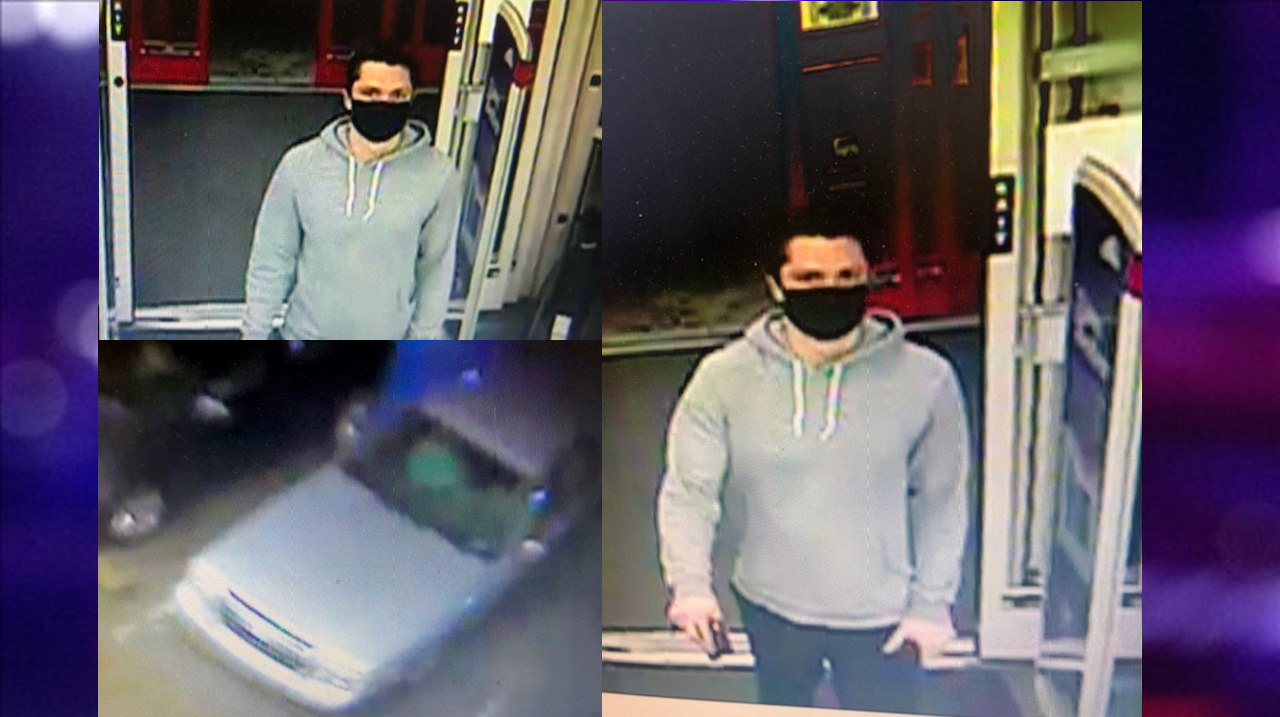 DO YOU KNOW HIM?  Jasper Police Searching For Theft Suspect
