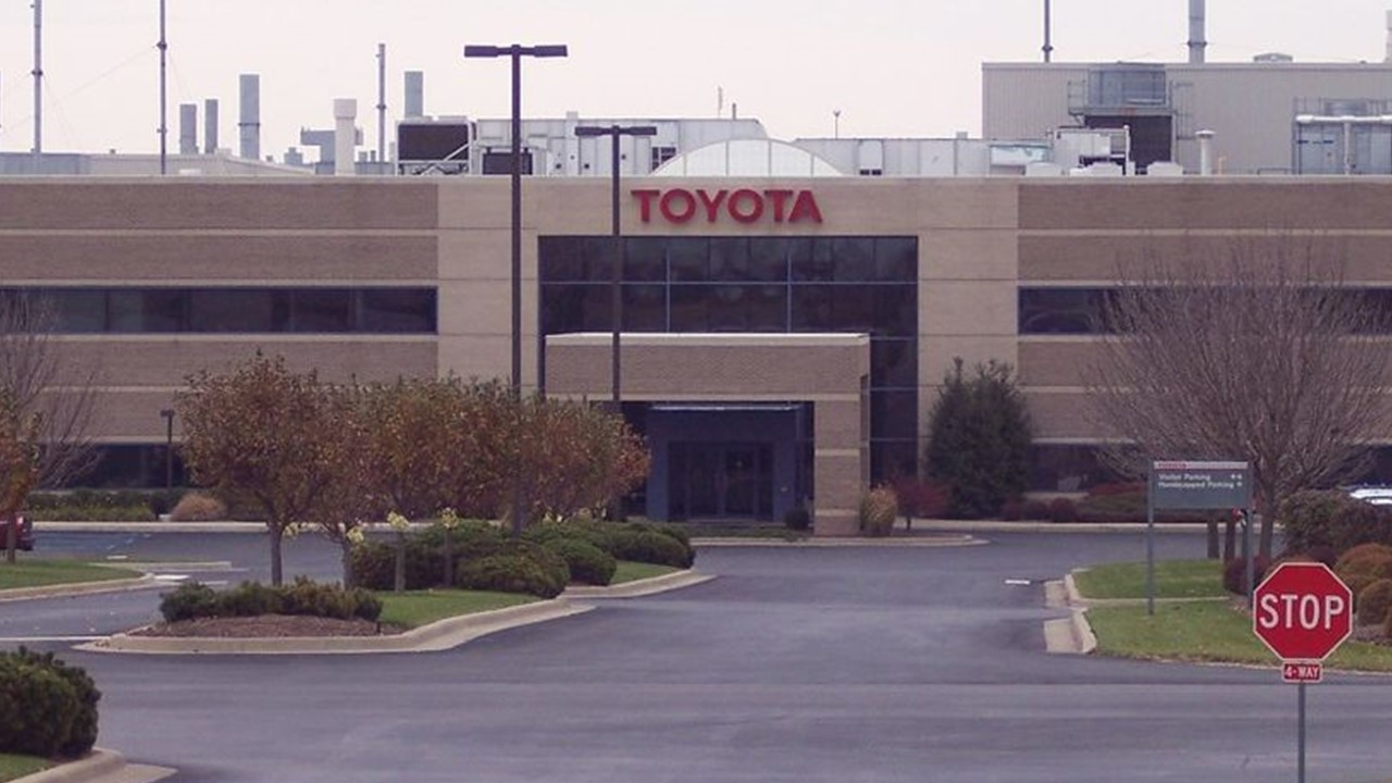 NEW DEVELOPMENTS:  Toyota to Suspend Operations in Princeton For Two Weeks