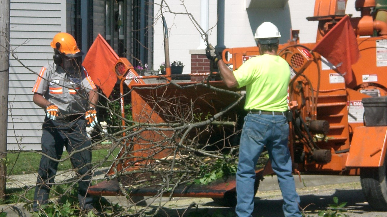 Ferdinand Residents Need to Take Yard Waste to Temporary Location Due to Gas Line Replacement
